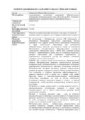 thumbnail of Информационная карта ППО<br> Гавриленко М.В.